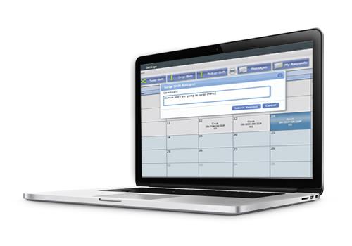 Shift planning app. Trade hours.