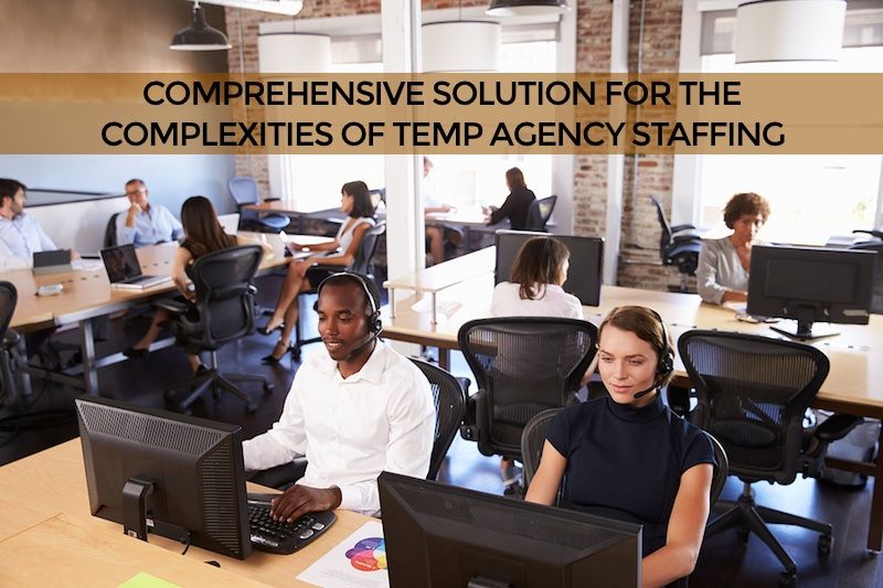 Time and attendance software for staffing agencyTime and attendance software for staffing agency
